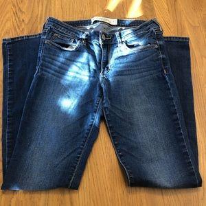 Abercrombie & Fitch jeans 4S 27x31 EUC skinny